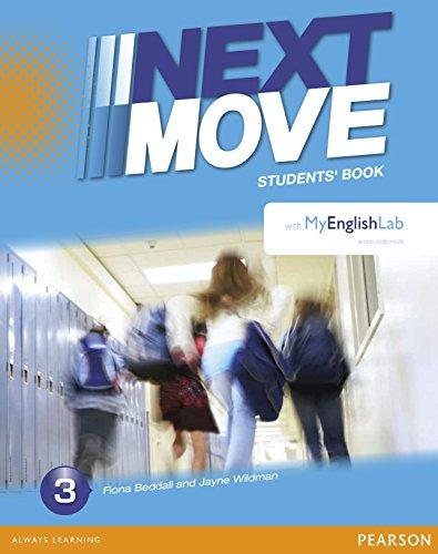 Next Move Spain 3 Student Book & MyEnglishLab Pack - 9781447974680 por Fiona Beddall
