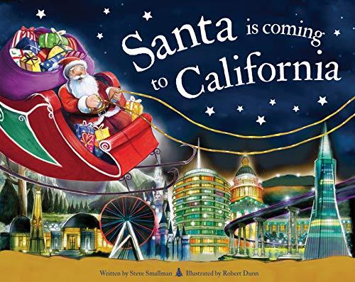 Santa Is Coming to California
