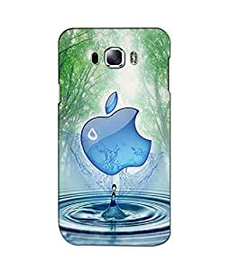 SAMSUNG J5(2016) PRINTED BACK COVER BY aadia