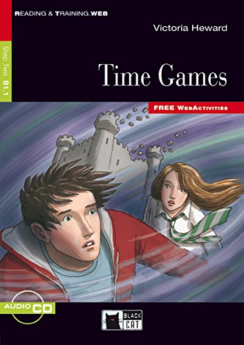 Time games, ESO. Material auxiliar por UNKNOWN