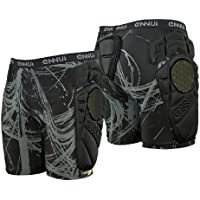 Ennui Schutzhose Crash Pad - Pantalones corto con amortiguación, color negro, talla grand