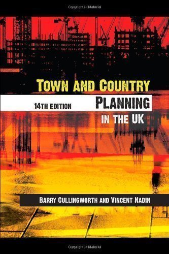 Town and Country Planning in the UK by Cullingworth, Barry, Nadin, Vincent [25 May 2006]