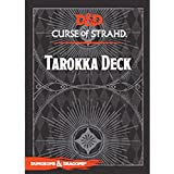 Dungeons & Dragons TRPG Tarokka Deck - Curse of Strahd (54 Cards)