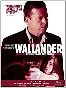 Wallander: Collected Films 14-20 [DVD] [2010]
