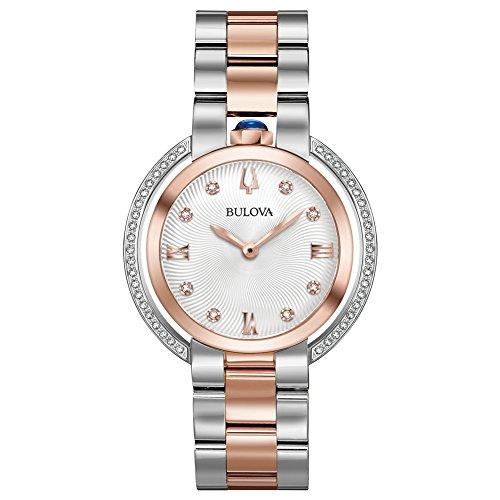 Bulova 98R247Rubaiyat orologio da donna