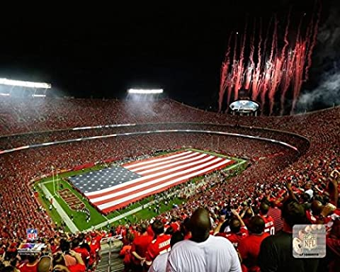 Arrowhead Stadium 2014 Photo Print (50,80 x 60,96 cm)