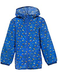 Rainy Days Niños Capucha Estampado Impermeable Bebés NOVEDAD Kagool kag Impermeable Abrigo Impermeable