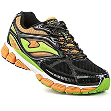 Joma - Hispalis, color verde,naranja,negro, talla UK-7