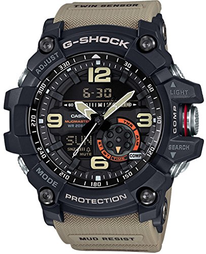 Casio G-Shock Mudmaster Survival GG-1000-1A5ER