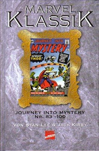 MARVEL KLASSIK Hardcover Bd. 10, JOURNEY INTO MYSTERY Hefte 83-100 (Reprint der Original-US-Comicserie)