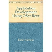 Application Development Using OS/2 Rexx