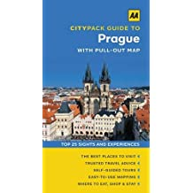 AA Citypack Prague (Travel Guide) (AA CityPack Guides)