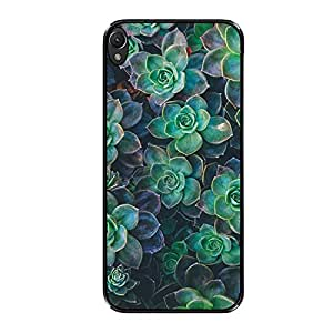 Vibhar printed case back cover for OnePlus X SeaFlowers