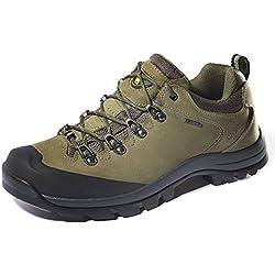 CAMEL CROWN Zapatos de Senderismo para Mujer al Aire Libre Trekking Low-Top Profesional Antideslizante Zapatillas de Deporte al Aire Libre Zapatillas de Deporte Transpirables