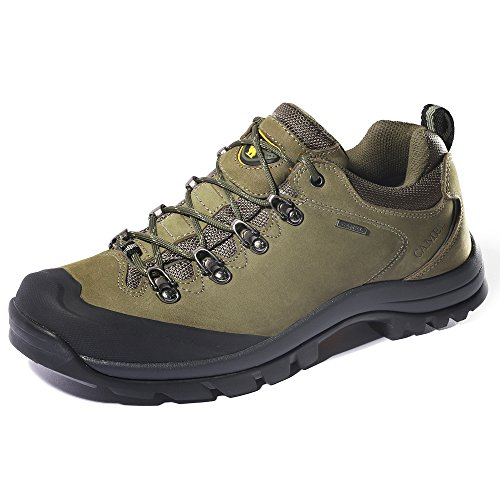 CAMEL CROWN Scarpe da Trekking per Donna Outdoor Trekking Low-Top Professionale Antiscivolo Scarpe Sportive da Corsa Traspiranti Sneakers