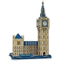 Puzzle 3D Big Ben per Bambini Giochi Educativi 3d Jigsaw Puzzles - 77 pezzi