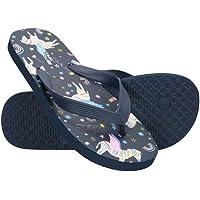 Mountain Warehouse Sunset Kids Flip Flops- Lightweight Summer Shoes & Sandals for Boys & Girls. Great for in The Garden…