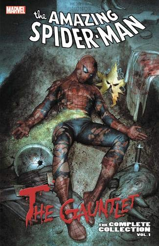 Spider-Man: The Gauntlet - The Complete Collection Vol. 1 (Comic 1 Spider-man)