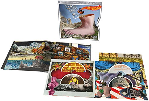 Monty Python's Total Rubbish (Limited Super Deluxe) -