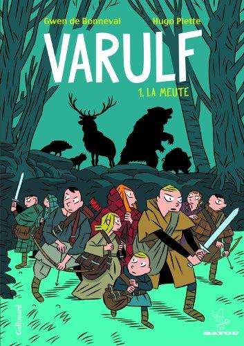 Varulf - série complète n° 1 La meute