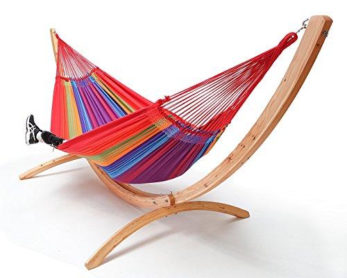 Support de hamac en bois de mélèze ARC