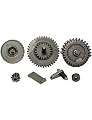 SHS Upgrade Gear Set High Torque Reinforced Steel for Airsoft Gearbox V2