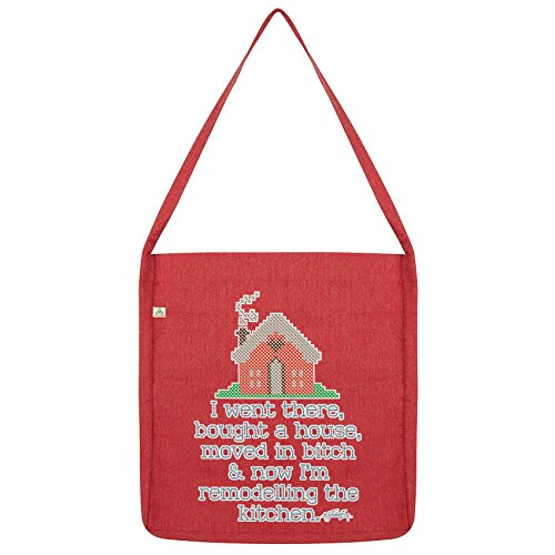 TWISTED ENVY ,  Strandtasche rot rot (Rot Von Oitnb)