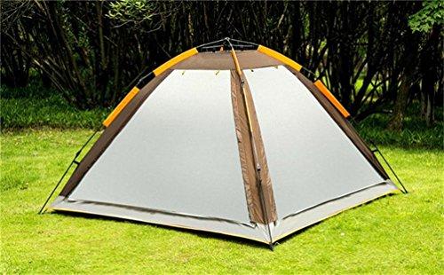 DD Outdoor-Camping Wasserdichte Regensichere Zelte Reisen Freizeitzelte , , 3-4,, 3-4 3x3 Wachsen Zelt Komplett