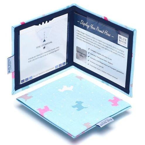 Preisvergleich Produktbild Blue Badge und Timer Portemonnaie