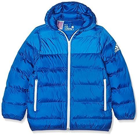 adidas Jungen Back-To-School Jacke, Collegiate Royal/Blue, 176