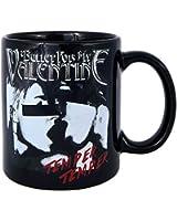 Bullet For My Valentine Temper Temper neu official Kaffeetasse Boxed Mug