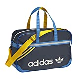 Adidas Holdall FW Bag Tasche legend ink-bluebird-sunshine