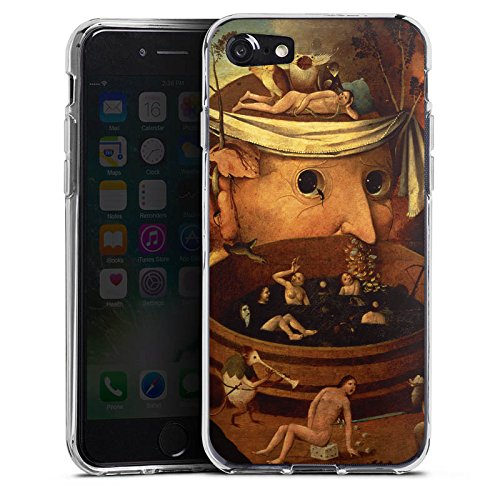 Apple iPhone X Silikon Hülle Case Schutzhülle Tondals Vision Kunst Art Silikon Case transparent