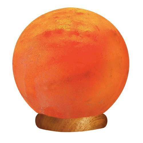 Salt Lamp Ball Shape, Himalayan Crystal