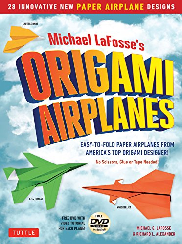 igami Airplanes: 28 Easy-to-Fold Paper Airplanes from America's Top Origami Designer! ()