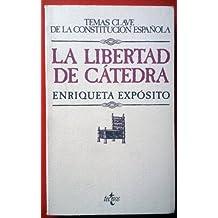 La libertad de catedra