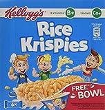 #9: Kelloggs Rice Krispies - 120G
