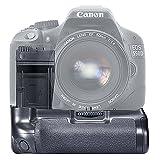 Neewer Pro Batteriegriff Akkugriff Battery Grip für Canon EOS 550D 600D 650D 700D / Rebel T2i T3i T4i T5i SLR Digital Kameras wie der Canon BG-E8, kompatibel mit 6 AA-Batterien oder 2 LP-E8 Li-Ionen-Batterien