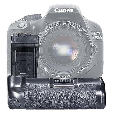 Neewer Batterie Grip Poignée D'alimentation BG-E8 Remplacement pour Canon EOS