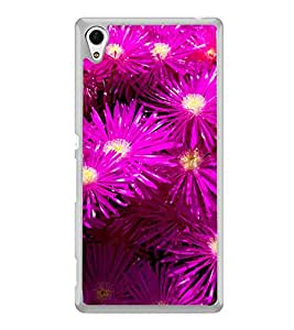 Beautiful Flowers 2D Hard Polycarbonate Designer Back Case Cover for Sony Xperia Z4