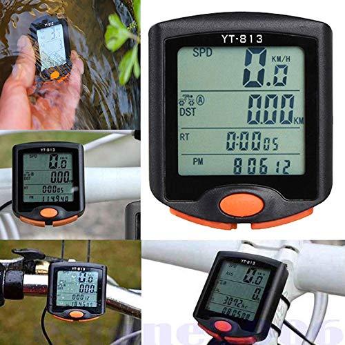 Zoom IMG-1 proglam contachilometri da bicicletta con