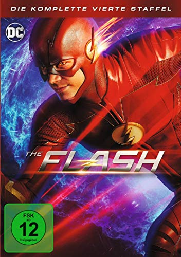 The Flash - Die komplette vierte Staffel [5 DVDs] - Arrow Khaki
