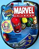 Mighty Beanz Marvel Universe Target Iron...