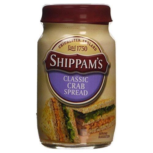 Shippam's Crab Spread, 75g Test