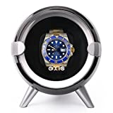 AXIS® Single Automatic Watch Winder Black AXW090B New for 2018