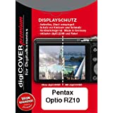 DigiCover N2624 Protection d'écran Premium pour Pentax Optio RZ10