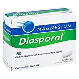 Magnesium Diasporal 150 Kapseln, 100 St.