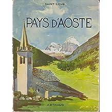 Saint-Loup. Le Pays d'Aoste : Jaquette de Musati