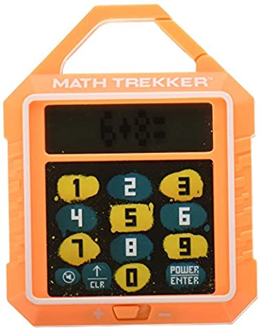 Math Trekker Addition & Subtraction Electronic Flash Card