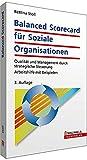 Balanced Scorecard für Soziale Organisationen: Qualität und Management durch strategische Steuerung; Arbeitshilfe mit Beispielen